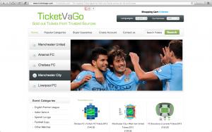 TicketVago.com Premier League Tickets
