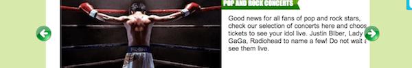 ticket.org-website