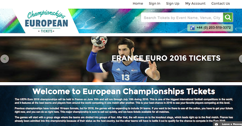 https://www.europeanchampionshipstickets.com review
