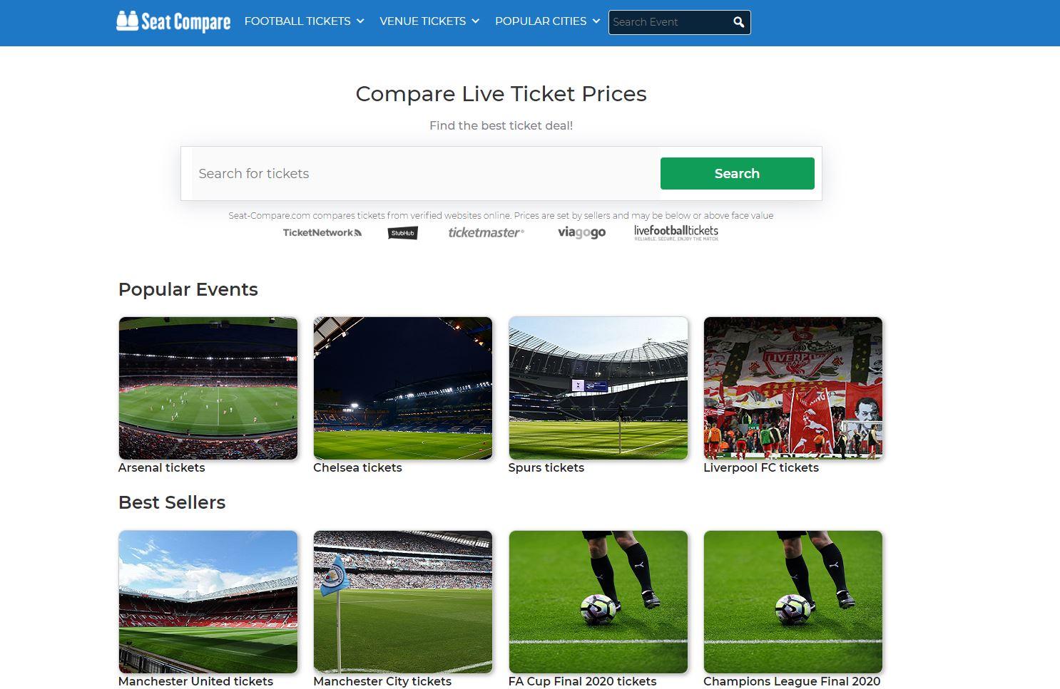 Seat-Compare.com Review